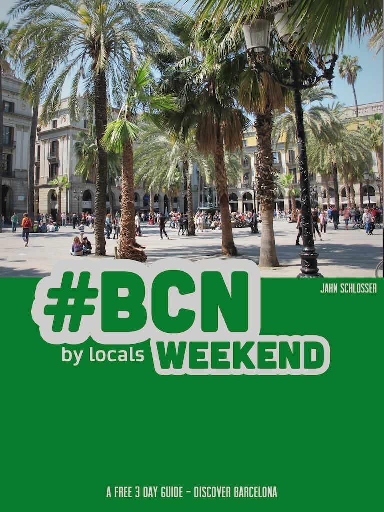 #BCN - by locals - weekend